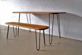 pencil leg table and chairs industrial and metal furniture at second charm second charm