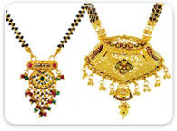 mangalsutra in 18k and 22kt gold in different designs a mangal