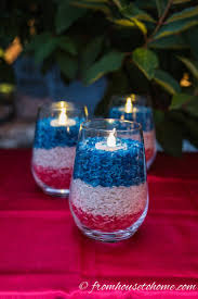 easy fourth of july outdoor decor ideas decoration