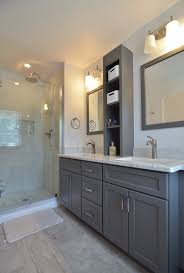 ready to assemble bathroom vanities all home nobby shaker cabinets