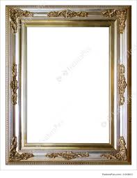 vintage silver frame stock photo i1018951 at featurepics
