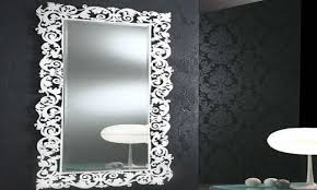Unique Bathroom Mirrors by Dining Room Wall Mirrors Unique Bathroom Mirrors Large Decorative