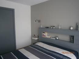 chambre en gris et blanc deco peinture gris et blanc chambre grise noir peindre une en