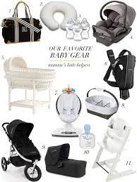 Top 10 Must Baby Items by Boxwood Clippings Archive Our Must Baby Products