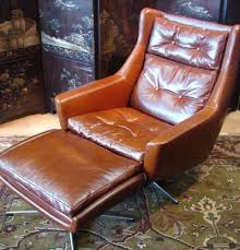 Small Leather Chair And Ottoman Amusing 80 Oversized Living Room Chair With Ottoman Design Ideas