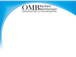 Mainpost Bad Kissingen Tanzorcherster Omb Big Band Bad Kissingen