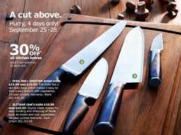 kitchen knives canada ikea canada sale save 30 all kitchen knives for 4 days only