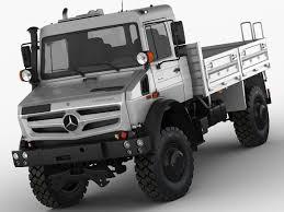 mercedes jeep truck 3d model mercedes unimog u4023 u5023 cgtrader
