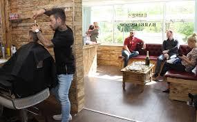 turkish barbershop opens at blue bridge centre newton news