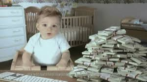 Etrade Baby Meme - e trade baby super bowl save it commercial iconic ad tot