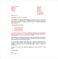 example of a letter to landlord gallery behravan info