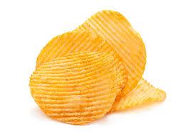 ripple chips potato ripple chips stock photo image of potato food 49814604