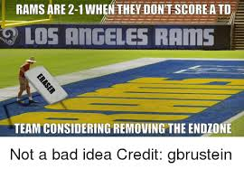 Rams Memes - rams are 2 1 when they dontscoreatd los angeles rams team