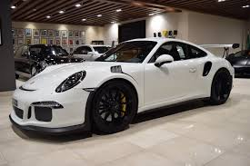 porsche 911 white porsche 911 991 gt3 rs in white by autoart composite legacy motors