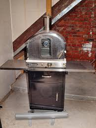 greg u0027s pizza oven