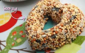 hello gravy get your craft on diy birdseed ornament tutorial