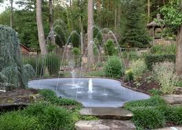 splash pads u2013 a modern twist on backyard water features splash zone