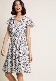 black and white dresses black and white dresses modcloth