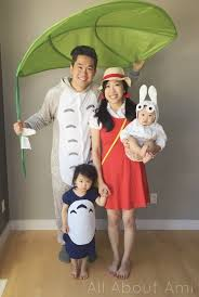 Studio Ghibli Halloween Costumes 25 Family Cosplay Ideas Amazing Cosplay
