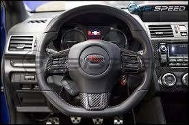 2013 Sti Interior Olm Le Dry Carbon Fiber Steering Wheel Covers 2015 Wrx 2015