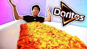 Challenge Bath Doritos Bath Challenge