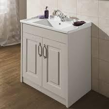 bathroom grey bathroom sink unit