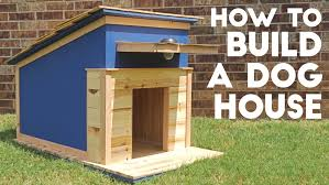 make house how to build a dog house modern builds