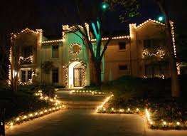 easy outside christmas lighting ideas homemade outdoor christmas