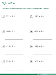 Multiplying And Dividing Negative Numbers Worksheet What U0027s The Quickest Time Taken To Solve This Worksheet Of
