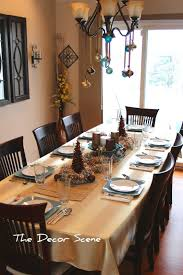 tablescape 101 u2013 how to layer a table for the holidays