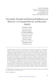 3f si e social personality strength and situational pdf available