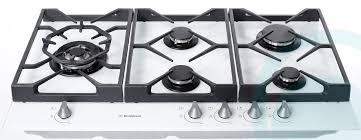 Westinghouse 5 Burner Gas Cooktop Westinghouse Gas Cooktop Whg956wa Appliances Online