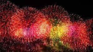 the best fireworks world new york usa japan dubai