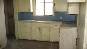 1940s kitchen cabinets beat up kitchen ugly house photos