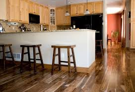 Types Of Kitchen Flooring Flooring Types Kitchen Kitchen Cabinets With Hardwood Floors With
