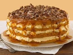 four layer pumpkin cake recipe myrecipes