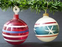 american glass ornaments from world war ii neagbour