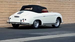 porsche speedster 1955 porsche 356 speedster s94 monterey 2015