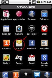 yahoo app for android how to setup yahoo mail in android khimhoe net