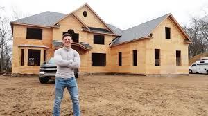 building your dream home building my dream house youtube