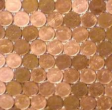 Copper Penny Tile Backsplash - the penny backsplash project whatcha workin u0027 on