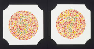 Tests For Color Blindness Does The Military Require Normal Color Vision