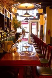 restaurant bar furniture design of union square cafe new york