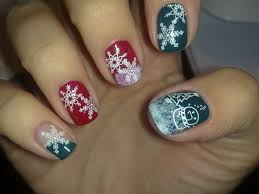 20 colorful christmas nail art designs for girls zestymag