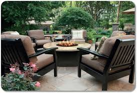 patio furniture with fire pit table outdoor fire pit table and chairs cool with picture of outdoor fire