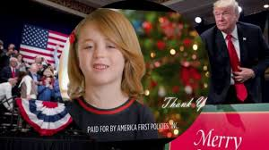 tv ad thanks for letting us say merry again