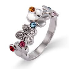 family birthstone rings affordable mothers rings 25 rings for 50
