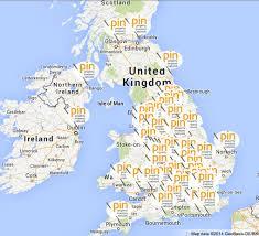 map uk harrogate pin meeting