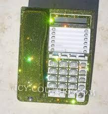 Fancy Business Card Holder Swarovski Crystal Bling Business Card Holder In Brown Leopard