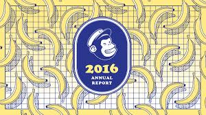 2016 by Mailchimp 2016 Annual Report